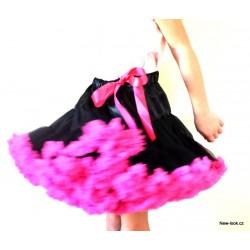 TUTU sukně s kanýry
