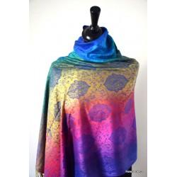 Duhový šátek