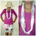 Šaty 2v1 - PINK LADY