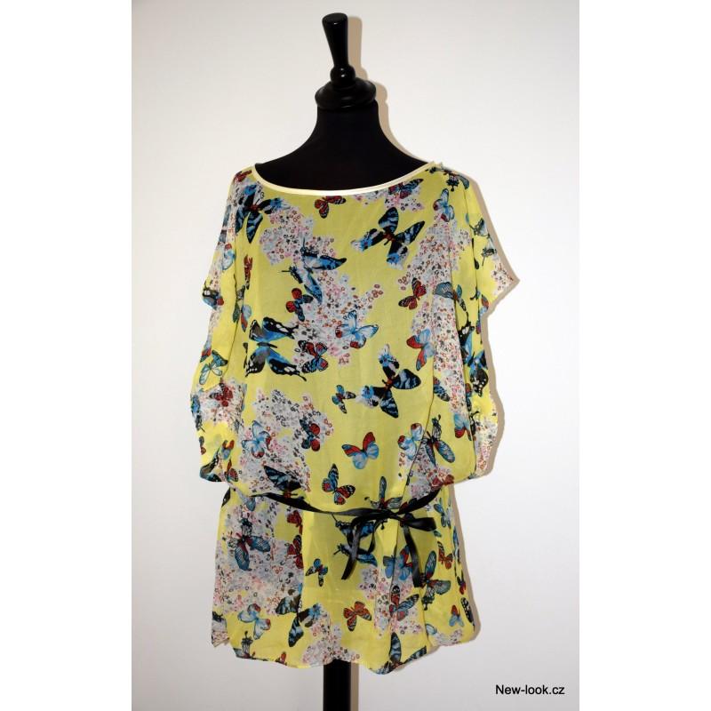 Heboučká tunika-Lady Butterfly