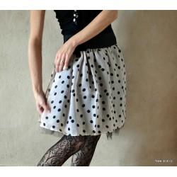 Šifonovo-tylová sukně - DOT DOT YOU